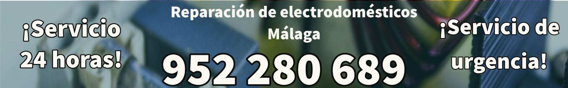 Reparación de Electrodomésticos Málaga